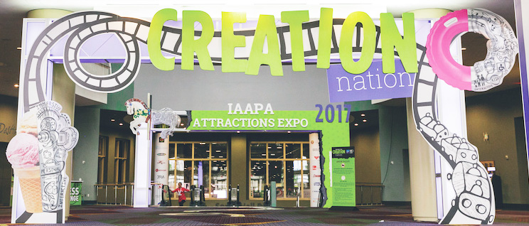 IAAPA Kickoff and Day 1 Recap