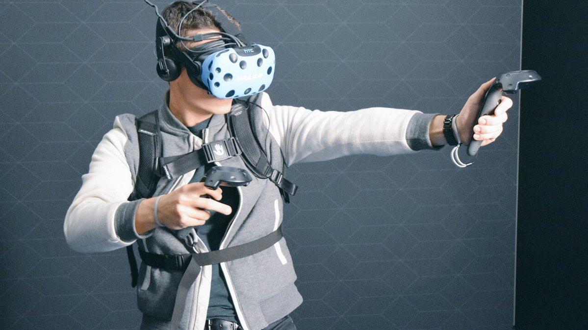 Canada's First IMAX VR Centre