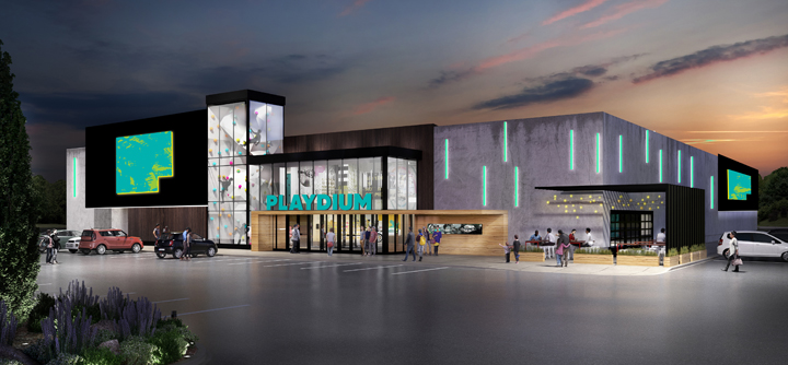 Cineplex Announces Roll-Out of New Playdium Concept