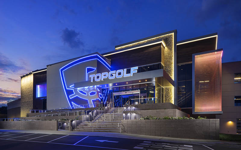 Cineplex to Open Multiple Topgolf Venues Across Canada