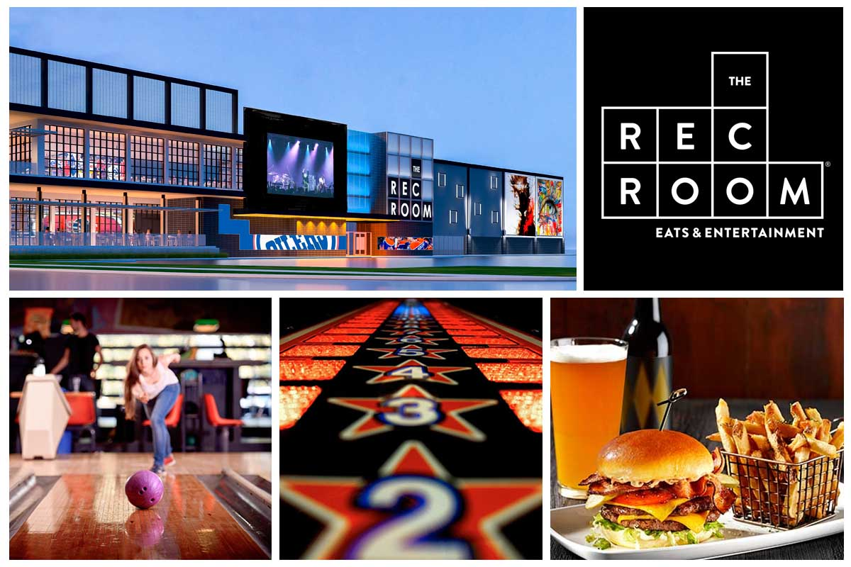 THE REC ROOM OPENS MONDAY