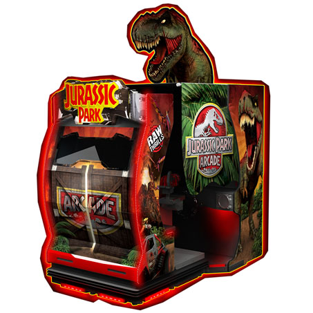 Jurassic Park Arcade Preview Image