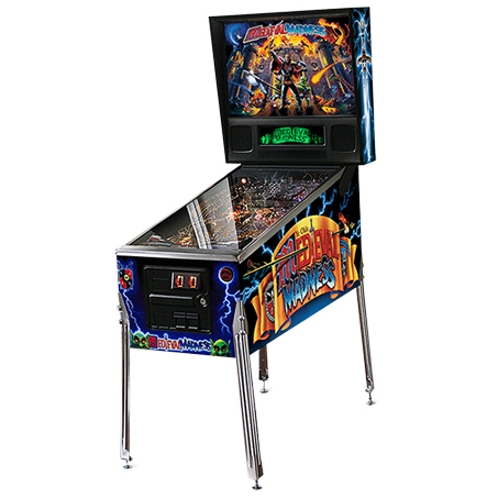MEDIEVAL MADNESS STANDARD PINBALL - Full Sized Preview