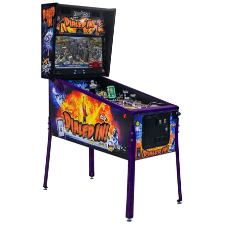 DIALED IN! PREMIUM PINBALL - Full Sized Preview