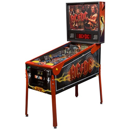 AC/DC PREMIUM PINBALL - Full Sized Preview