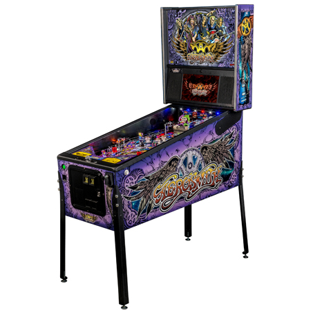 AEROSMITH PREMIUM PINBALL Preview Image