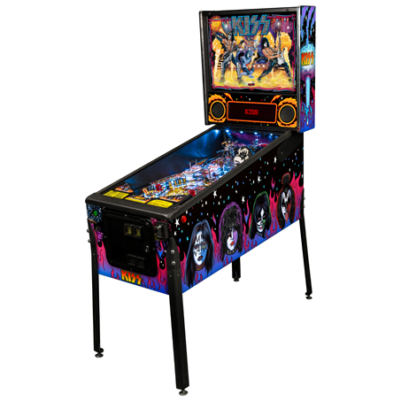 KISS PRO PINBALL Thumbnail 1 - Click To Enlarge