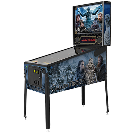 GAME OF THRONES PREMIUM PINBALL - Full Sized Preview