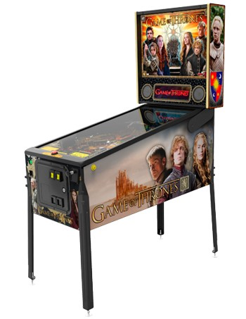 GAME OF THRONES PRO PINBALL - Full Sized Preview