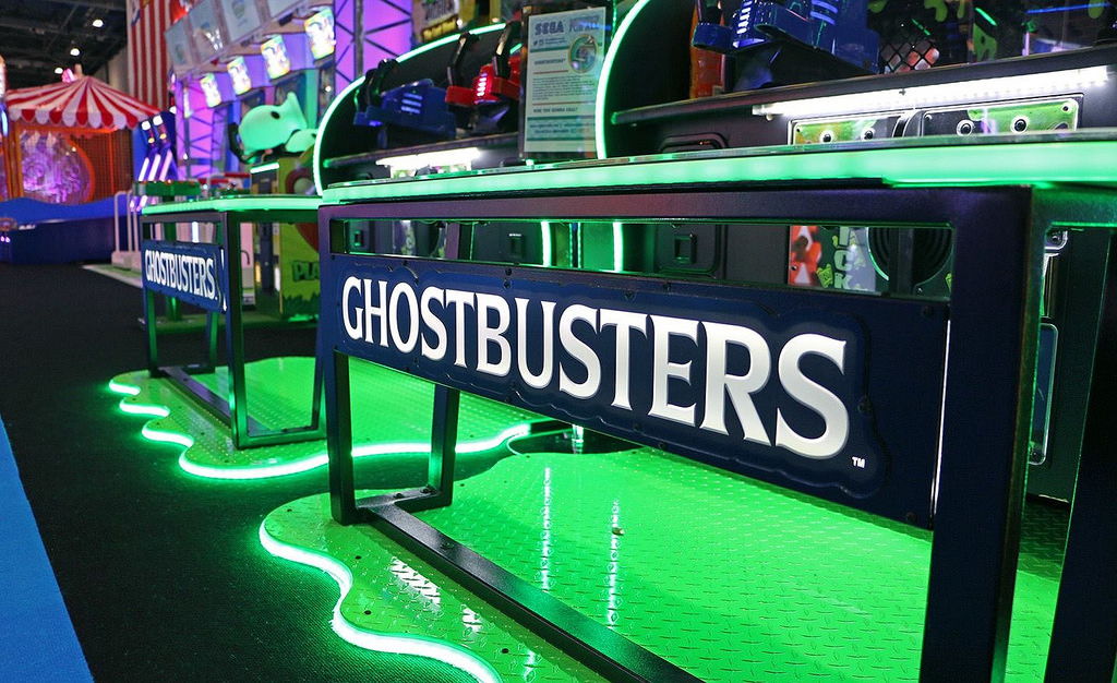 GHOSTBUSTERS Image - Click To Enlarge