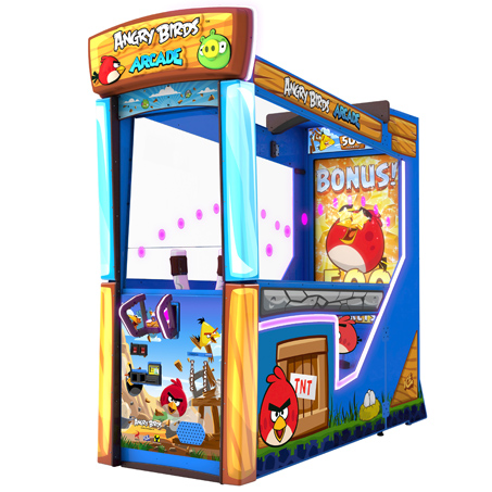 ANGRY BIRDS ARCADE Preview Image