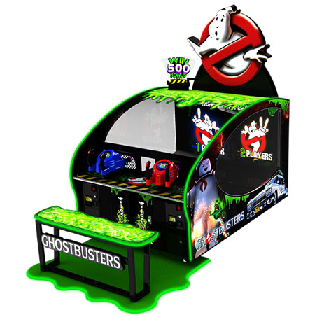 GHOSTBUSTERS - Full Sized Preview