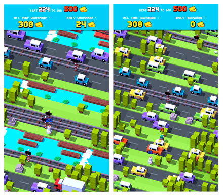 CROSSY ROAD Image - Click To Enlarge