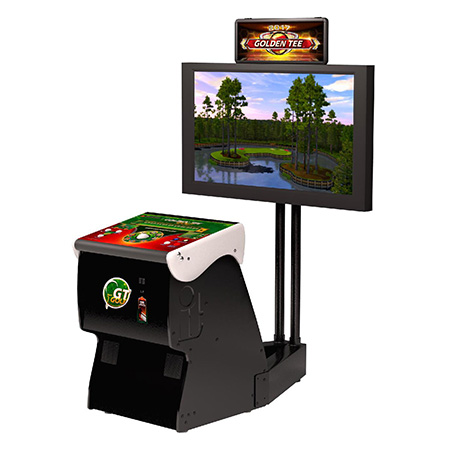 GOLDEN TEE HOME EDITION - Full Sized Preview