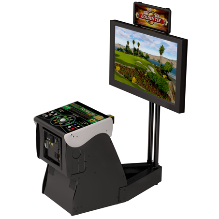 GOLDEN TEE 2017 SHOWPIECE Preview Image