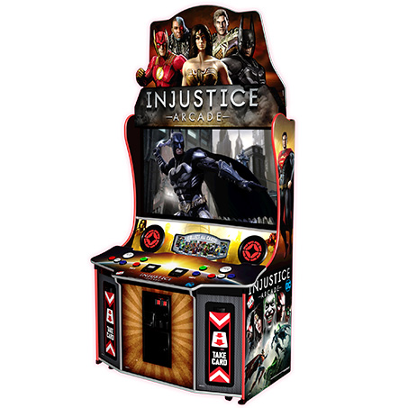 INJUSTICE ARCADE DELUXE Preview Image