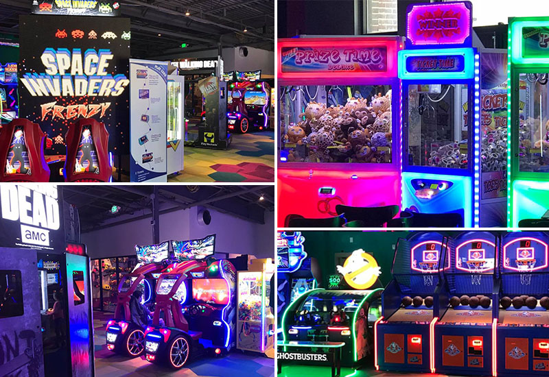 P1AG Partners with OWA to bring Winning Gaming Experience to New Theme Park