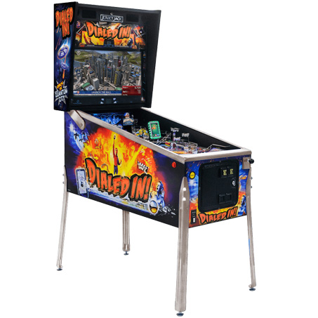 DIALED IN! STANDARD EDITION PINBALL Preview Image