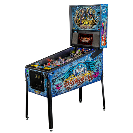 AEROSMITH PRO PINBALL Preview Image
