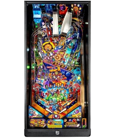 AVENGERS INFINITY QUEST PRO PINBALL Image - Click To Enlarge