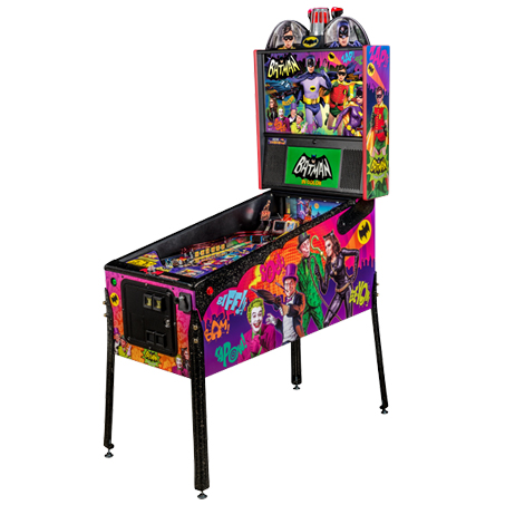 BATMAN 66 LIMITED EDITION PINBALL - Full Sized Preview