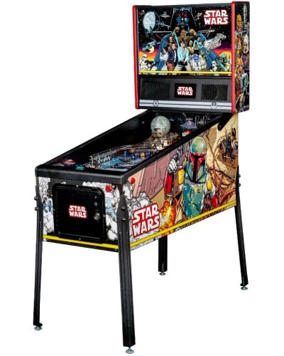STAR WARS COMIC ART PIN - Full Sized Preview