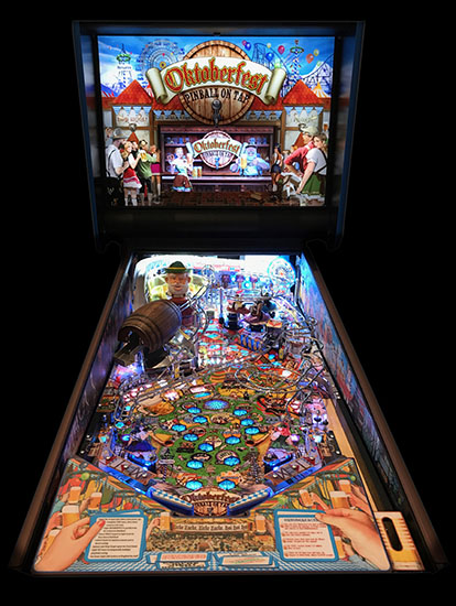 OKTOBERFEST PINBALL - Full Sized Preview