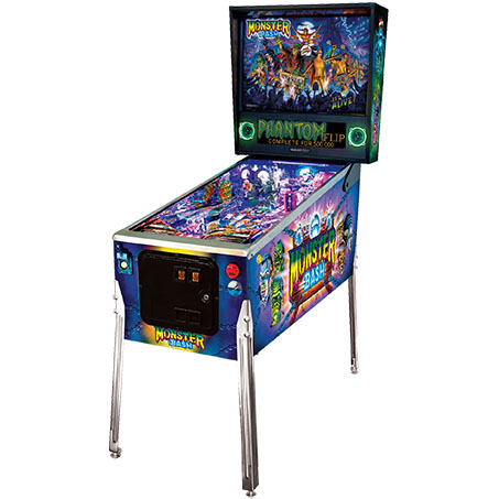 MONSTER BASH SPECIAL EDITION PINBALL Thumbnail 1 - Click To Enlarge