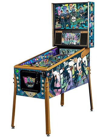 BEATLES GOLD EDITION PINBALL Preview Image