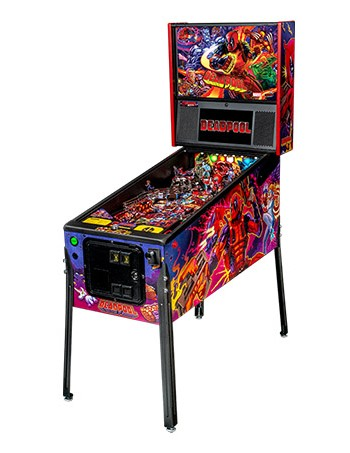 DEADPOOL PRO PINBALL Preview Image
