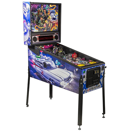 GHOSTBUSTERS PREMIUM PINBALL Image - Click To Enlarge
