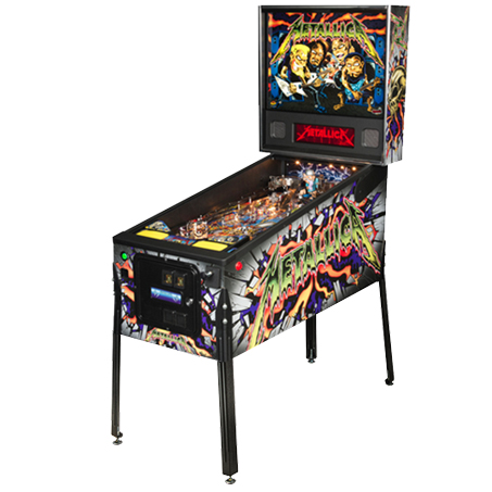 METALLICA PRO PINBALL - Full Sized Preview