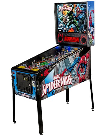 SPIDER-MAN VAULT EDITION PINBALL - Full Sized Preview