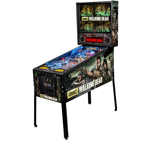 THE WALKING DEAD PREMIUM PINBALL - Full Sized Preview
