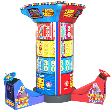 3 RING CIRCUS Preview Image