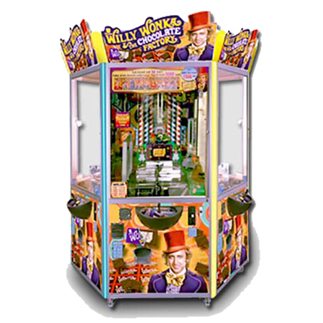 Player One Amusement Group - Product Details - WILLY WONKA 6