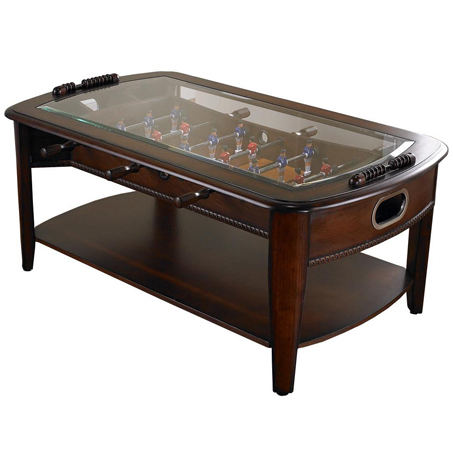 SIGNATURE FOOSBALL COFFEE TABLE Thumbnail 1 - Click To Enlarge