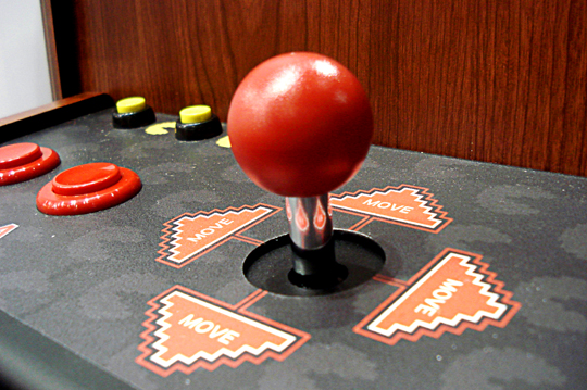 PAC-MAN'S ARCADE PARTY HOME COCKTAIL Image - Click To Enlarge