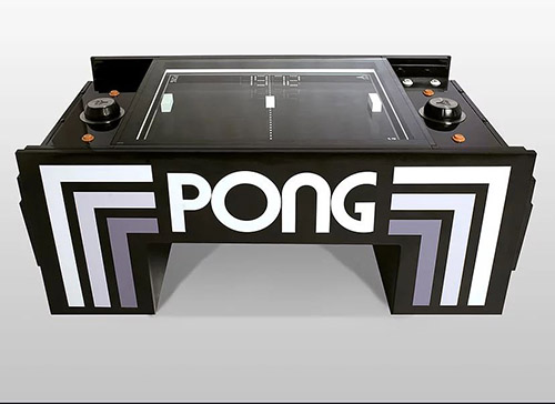 TABLE PONG - Full Sized Preview