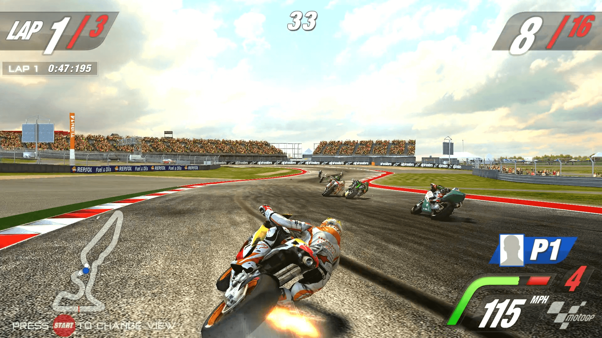 MOTO GP Image - Click To Enlarge