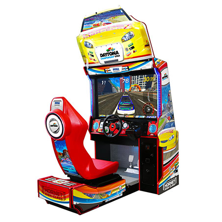 Player One Amusement Group - Product Details - SUPERCARS